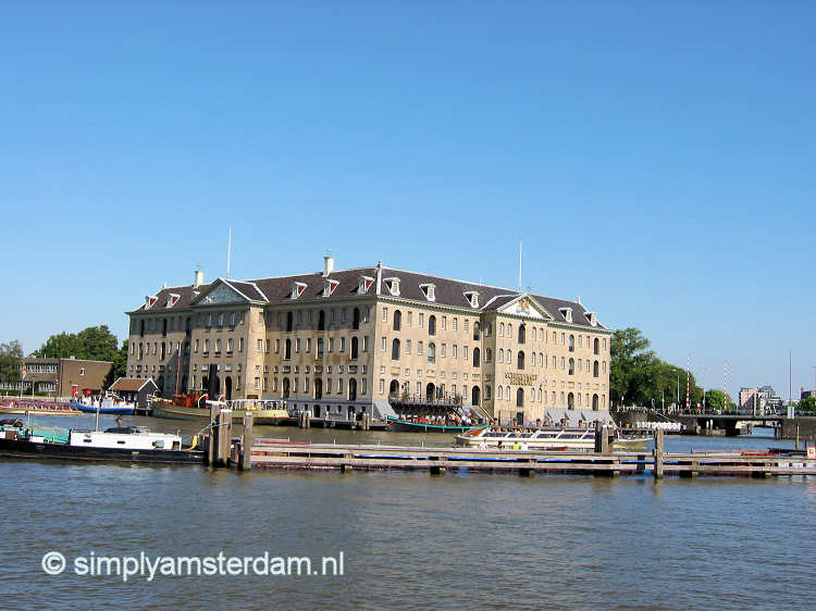 Amsterdam Martime Museum temporarily closed for EU Presidency