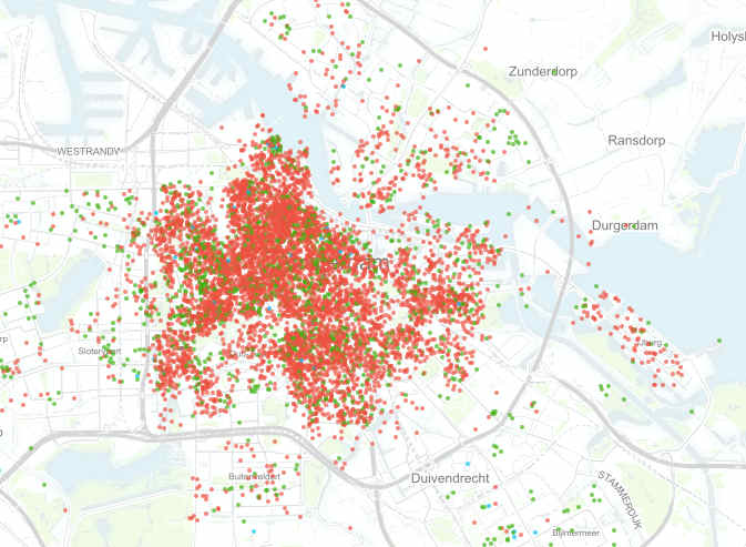 Amsterdam combats illegal hotels with