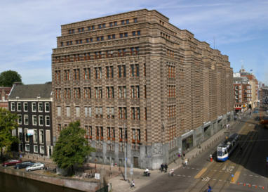 Amsterdam City Archives open again in building