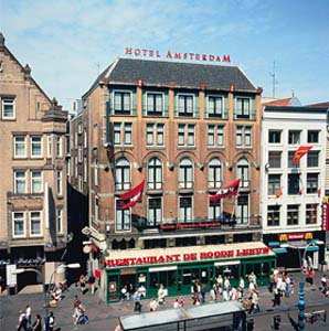 Amsterdam hotel room prices up 15% compared to 2005