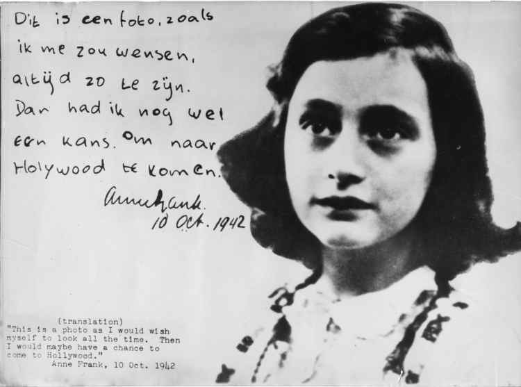 Anne Frank Fonds vs. Anne Frank Stichting