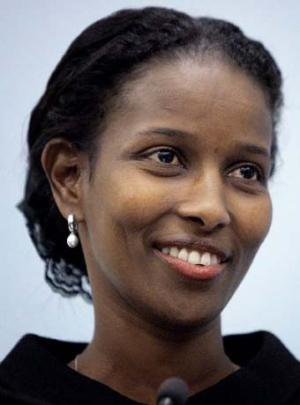 Ayaan Hirsi Ali returns from US to the Netherlands