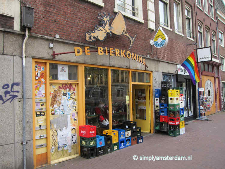 Shopping in Amsterdam