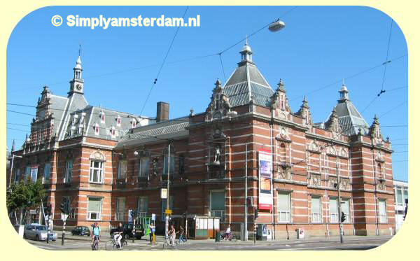 Amsterdam Stedelijk Museum partially reopened on May 12
