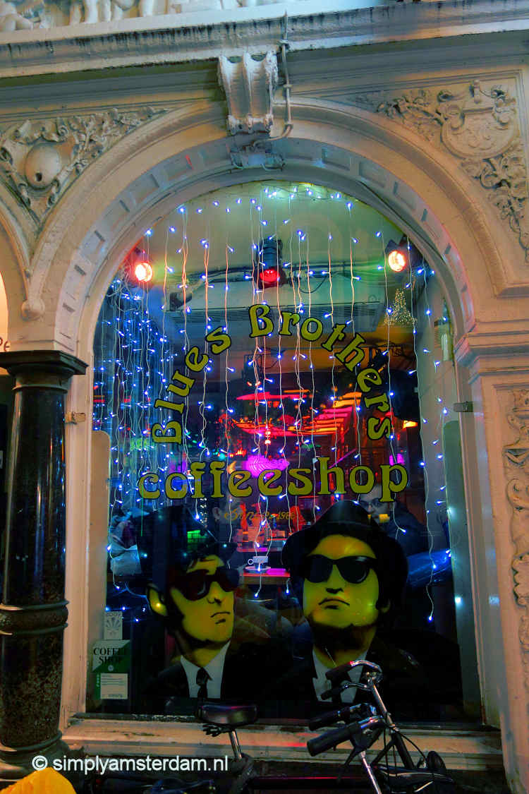 Blues Brothers coffeeshop