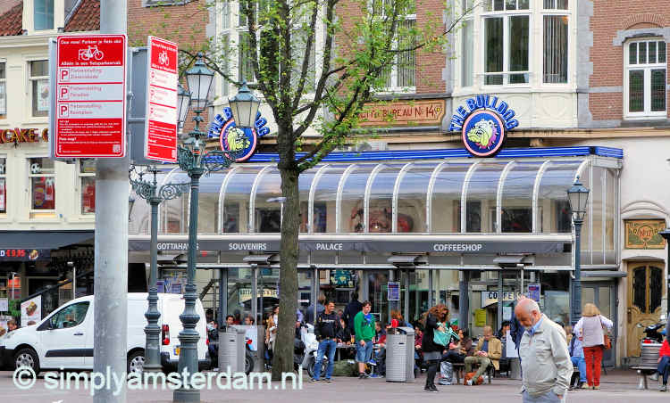 Three Amsterdam coffeeshops remain open due to measuring error