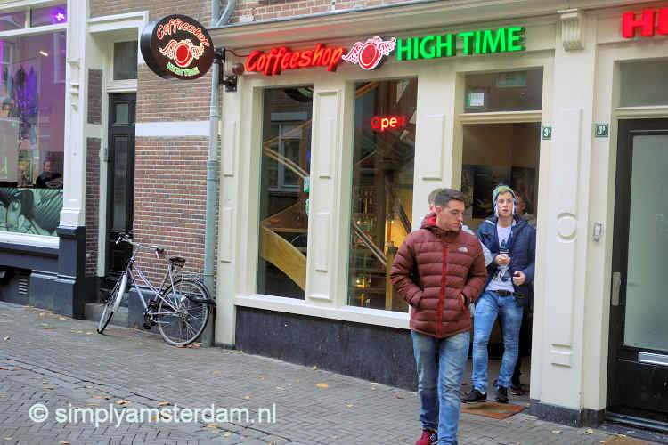 High Time Coffeeshop