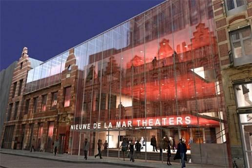 DeLaMar Theater opened near Amsterdam Leidseplein