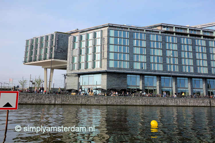 Double Tree by Hilton Hotel (Amsterdam Central Station)