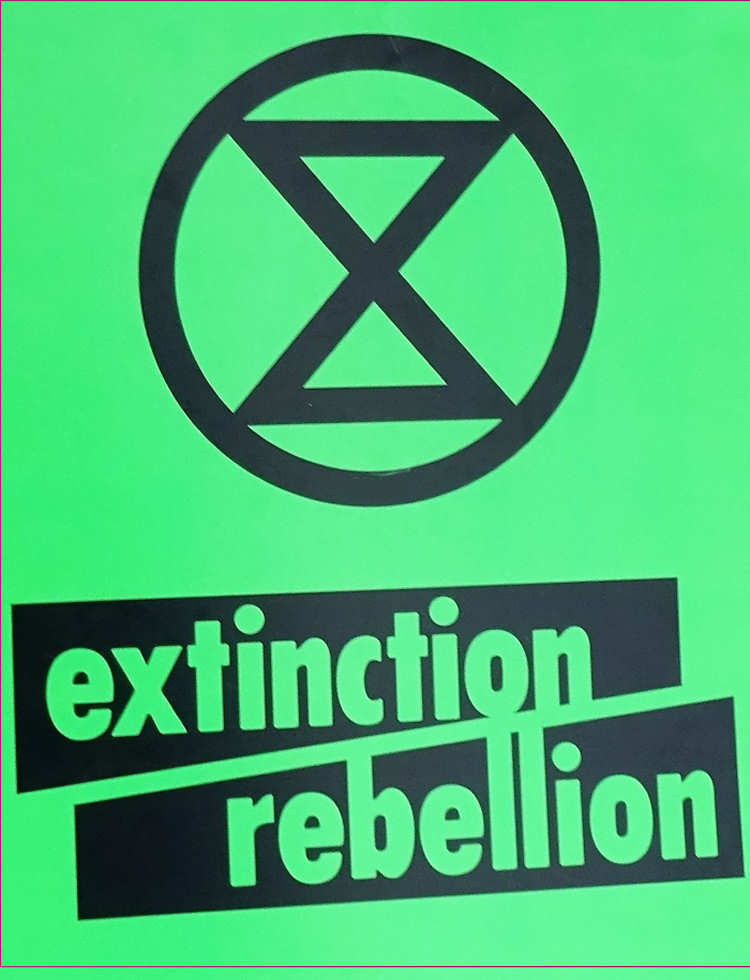 Action group Extinction Rebellion blocks major road in Amsterdam