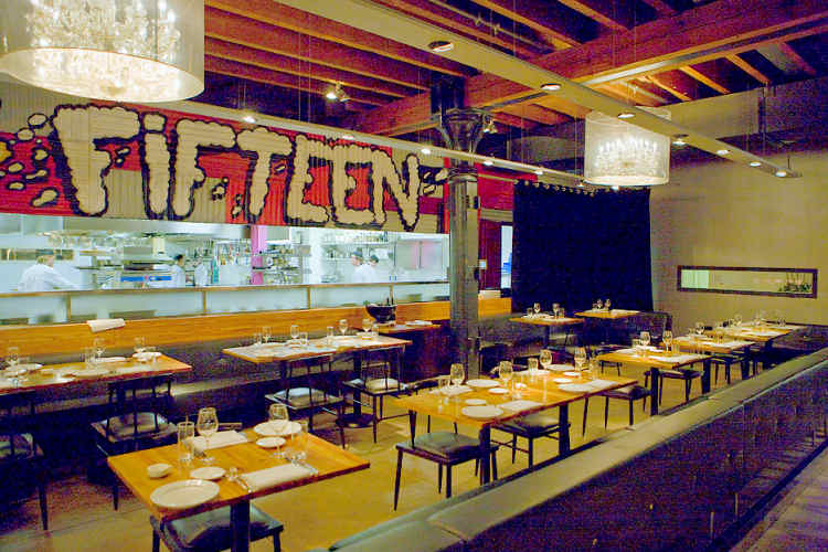 Restaurant Fifteen