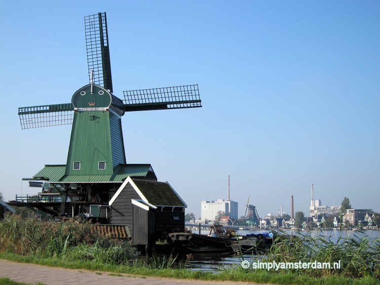 Zaanse Schans sees 20% increase of visitors in one year
