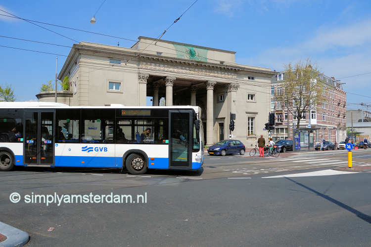 Cash payments abolished on Amsterdam buses, because of robberies