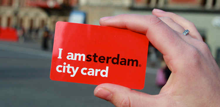 Discount cards for Amsterdam (and around)
