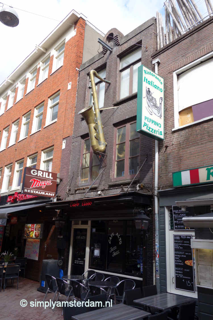 Jazz clubs in Amsterdam