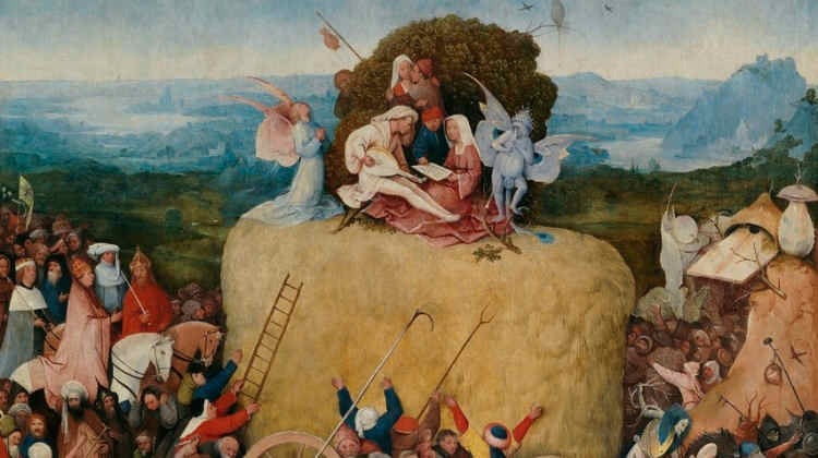 Hieronymus Bosch exhibition in Den Bosch