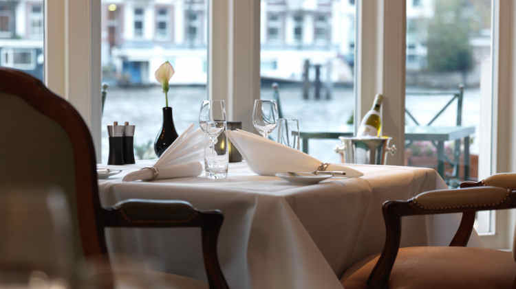 Michelin stars 2016: no changes in Amsterdam