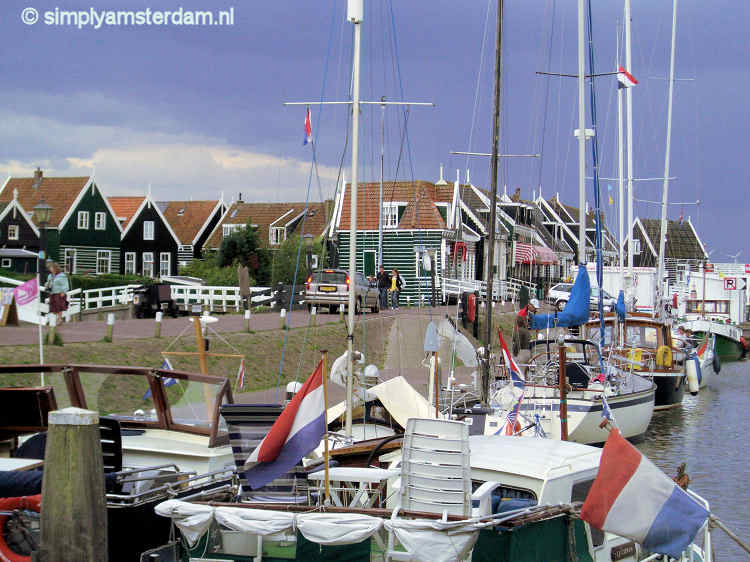 Harbour of Marken