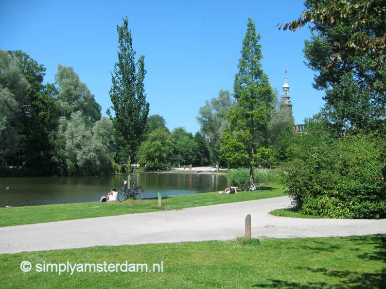 Parks in Amsterdam