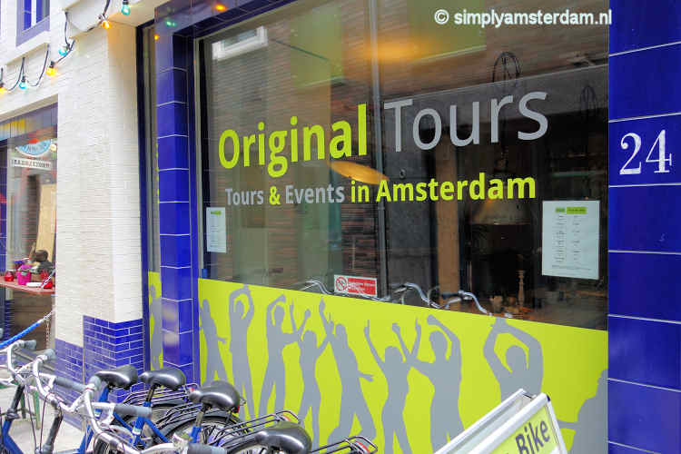 Original Tours Amsterdam
