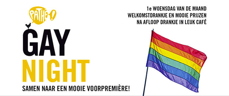 Gay night @ Pathé de Munt