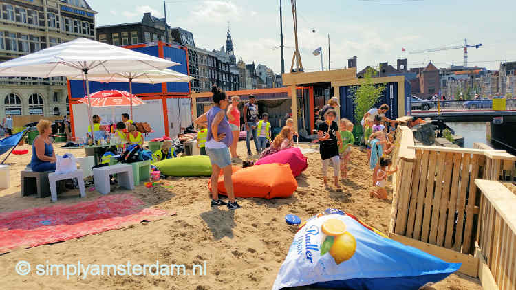 Urban beach PlaygroundCS