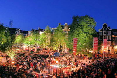 Amsterdam Canal Festival saved because of new sponsor