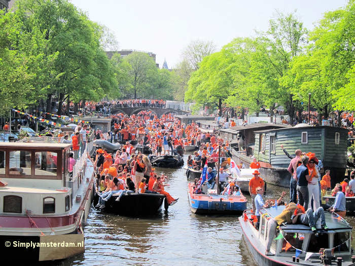 Yearly events in Amsterdam