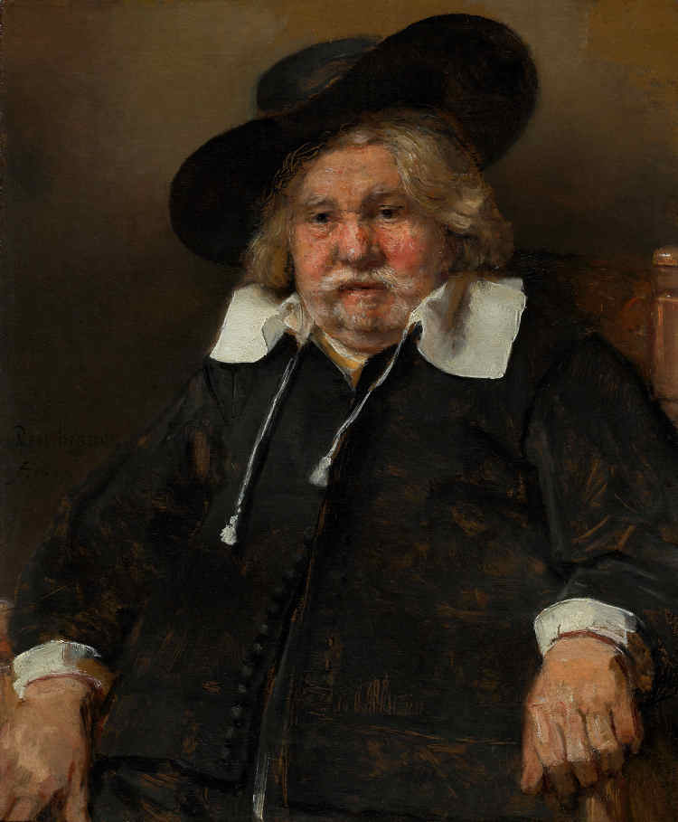 Late Rembrandt - important exhibition in Rijksmuseum
