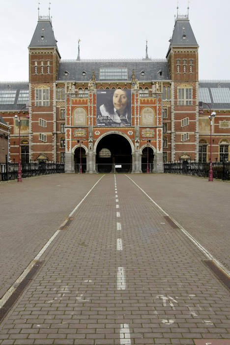 Rijksmuseum manager Pijbes admits: I cycle through the Rijksmuseum
