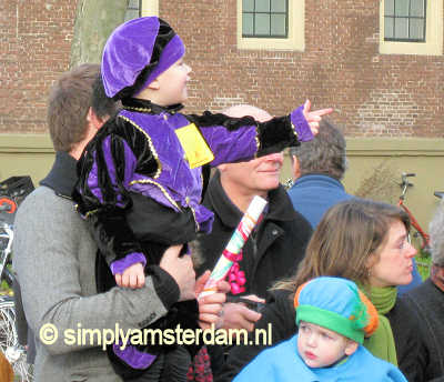 Things to do with children in Amsterdam