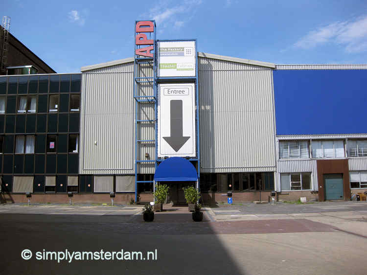 Amsterdam Convention Factory