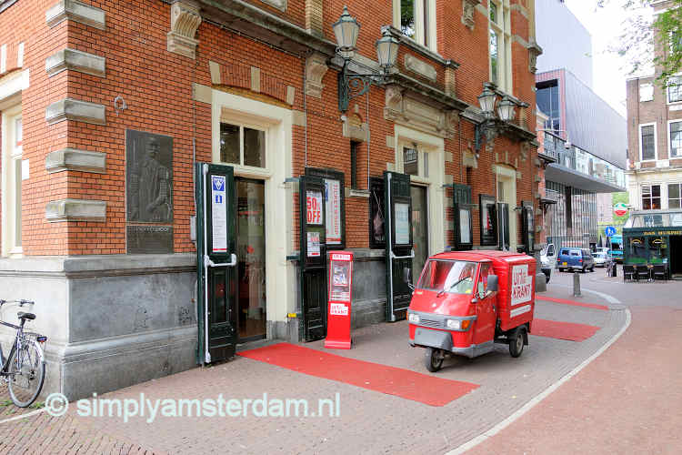 AUB (Lastminute) Ticket Office @ Leidseplein