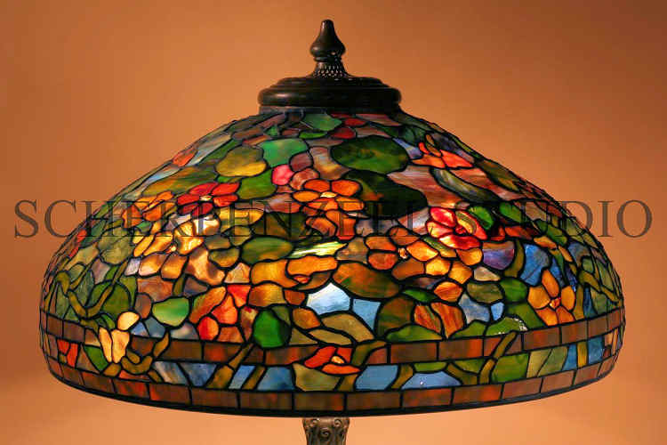 Tiffany Lamp Studio