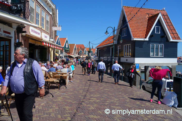 The Haven in Volendam