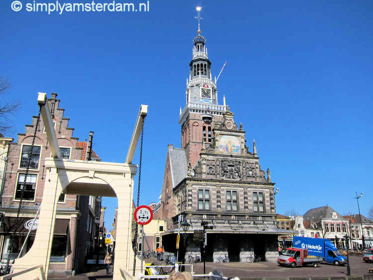 Waag Tower in Alkmaar
