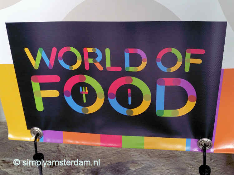 World of Food logo