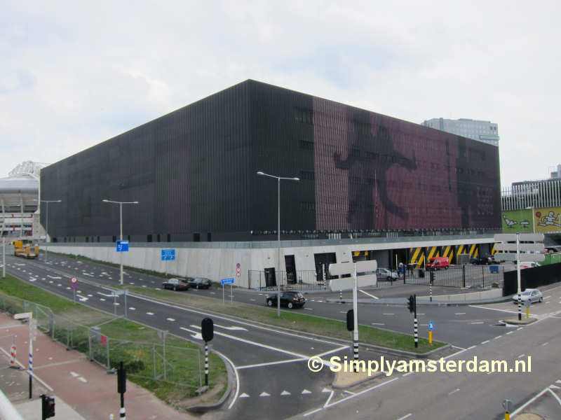 Ziggo Dome new pop theatre in Amsterdam